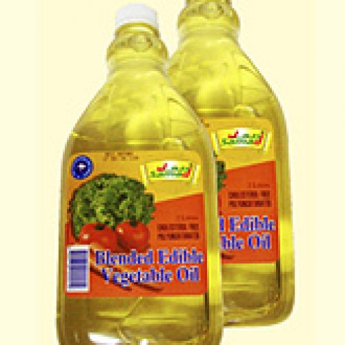 BLENDED VEGETABLE OIL