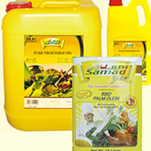 PALM BASED COOKING OIL